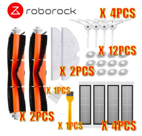 Ersatzteile-Set für Saugroboter - verschiedene Modelle - Roborock / Xiaomi / Xiaowa