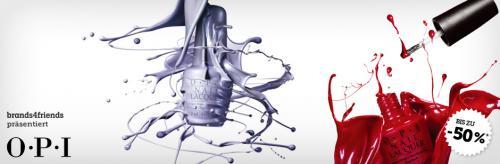 [online] O.P.I. Nagellack bei Brands4Friends