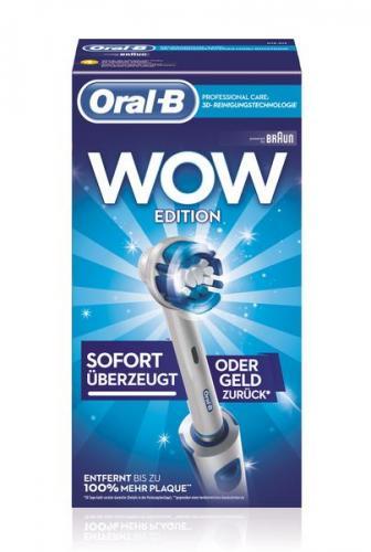 Braun Oral B Professional Care 500 oder Trizone 500 inkl. Gratis Plaque Test Spülung [DM evtl. lokal?]