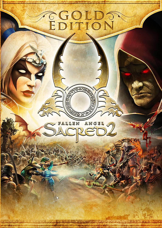 Sacred 2 und 3 Bundle inkl. DLC's