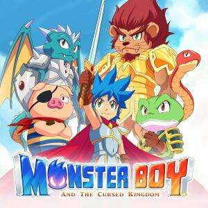 Monster Boy and the Cursed Kingdom (Switch) für 17,99€ oder für 11,80€ ZAF (eShop)