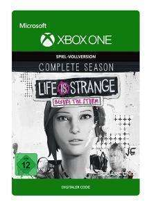 Life is Strange: Before the Storm - Complete Season (Xbox One) für 3,39€ & Deluxe Edition für 4,99€ (Xbox Store)