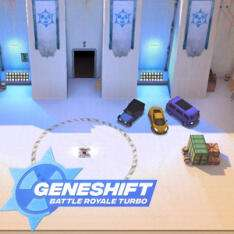 Geneshift Battle Royale Turbo (Steam) kostenlos ab dem 08. Juni (Steam Shop)