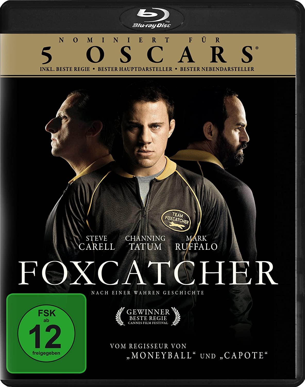 Foxcatcher (Blu-ray) für 3,66€ (Dodax)