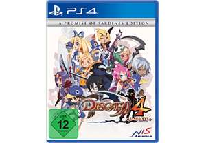 [Amazon Prime & MM Abholung] Disgaea 4 Complete+ A Promise of Sardines Edition (PS4)