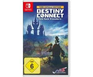 Destiny Connect: Tick-Tock Travelers Time Capsule Edition (Switch) [Mediamarkt Abholung]