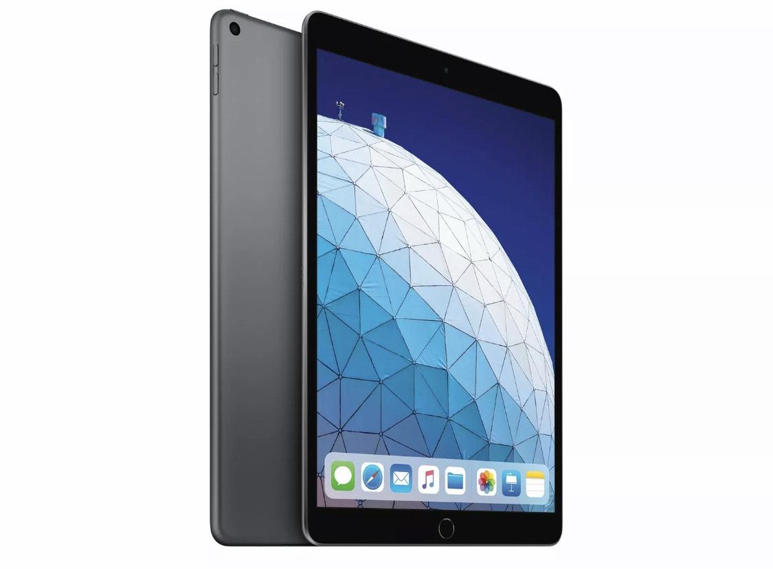 Gravis eBay Apple iPad Air mit WiFi, 64 GB, 2019, space grau