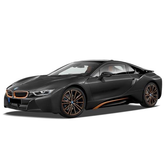 [Privat- & Gewerbeleasing] BMW i8 Ultimate Sophisto Edition (374 PS) eff. mtl. 818,61€ / 972,33€, LF 0,56, GF 0,57, 36 Monate, Sondermodell