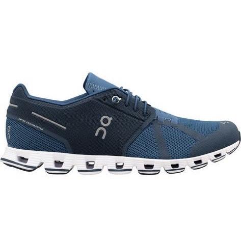 ON Running Cloud Herren Schuhe Blue Denim - 43 und 46