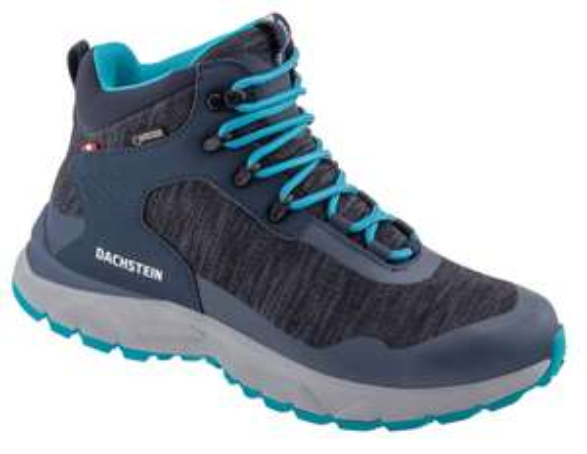DACHSTEIN Trekking-Boots Gaisberg Gtx, dunkelblau/türkis - Damen - Größen 37-41