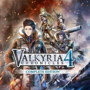 Valkyria Chronicles 4 Complete Edition inkl. all DLC (Steam) für 8.60€ (2game)