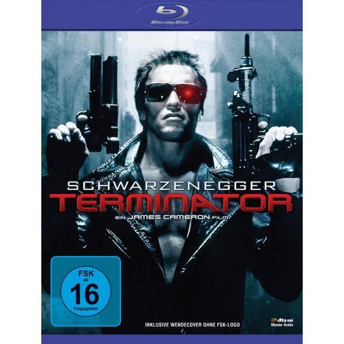 [Amazon] [Blu-Ray] The Terminator (uncut)