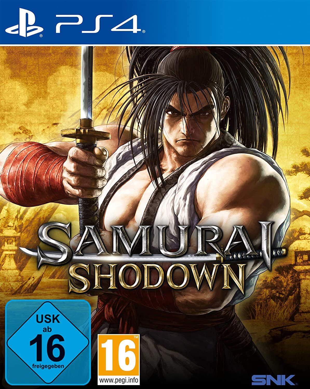 Samurai Shodown (PS4 & Xbox One) für je 19,99€ (Amazon Prime & Media Markt Abholung)