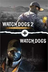 Watch Dogs Complete Edition + Watch Dogs 2 Gold Edition (Xbox One BRA) (DE: 36,98€)