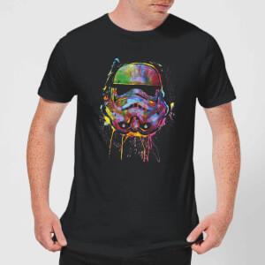Star Wars Paint Splat Stormtrooper T-Shirt (Gr. S - XXL) für Damen oder Herren (auch als Hoodie und Sweater)