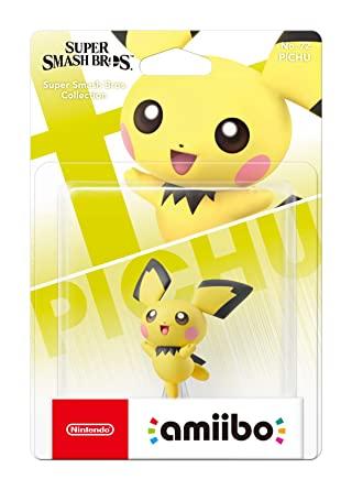 Nintendo amiibo (Super Smash Bros. Collection) Pichu für 10,42€ (Amazon Prime)