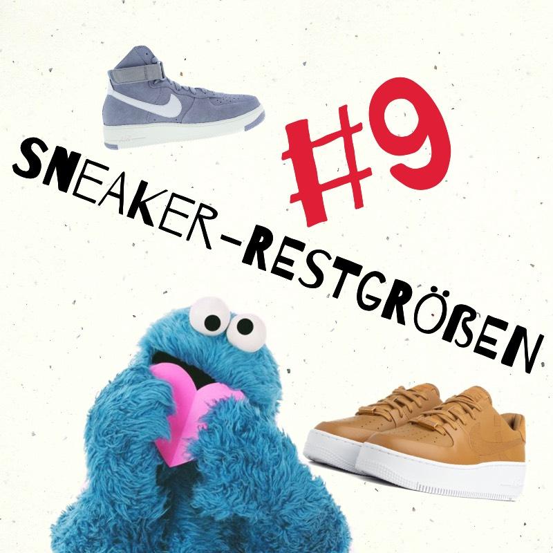 [Sammeldeal] Sneaker Restgrößen #9 mit Nike Air Force, Adidas NMD, Vans Authentic und vielem mehr!