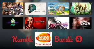 [STEAM] Humble BANDAI Namco Bundle 4 ab 1 Euro (u.a. Get Even / .hack//G.U. Last Recode / Tekken 7)