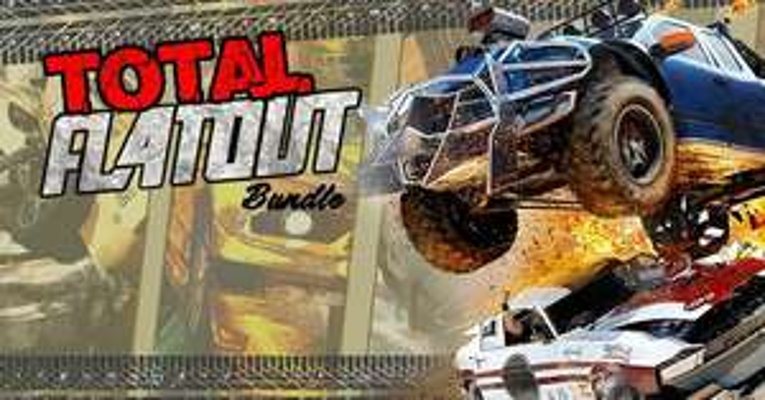 (Steam) Total Flatout Bundle (5 Spiele + Soundtrack) für $7.49 (ca. 6,85) @ Indiegala