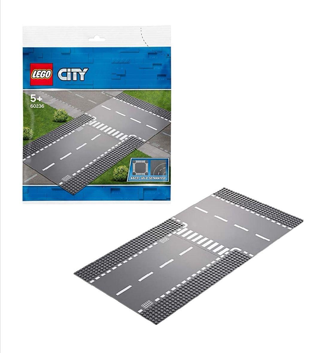 [Amazon Prime] Lego 60236 City Gerade und T-Kreuzung