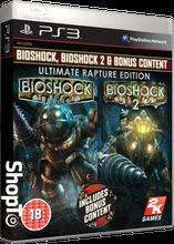 PS3 - BioShock Ultimate Rapture Edition für €19,50 vorbestellen [@Shopto.net]