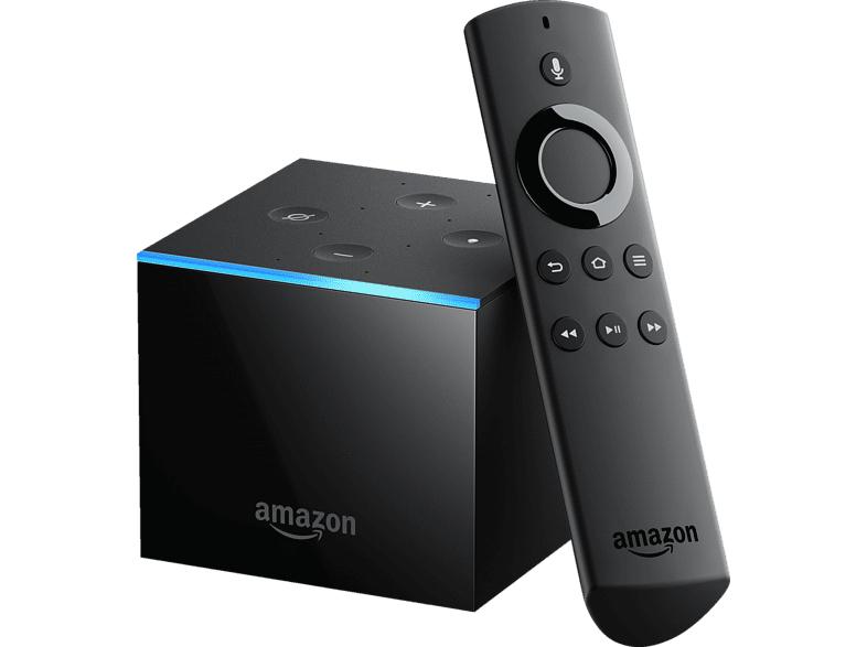 AMAZON Fire TV Cube 4KUHD Streaming-Mediaplayer + 2 Monate Zattoo Ultimate für 89,99€ [MM / Saturn / NBB / Amazon / OTTO]