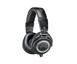 Audio-Technica ATH-M50X - Schwarz - Schwarz [Proshop]