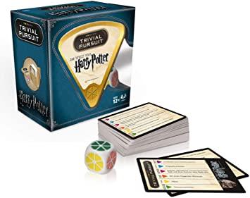 Trivial Pursuit Harry Potter für 13,09€ (Amazon Prime & Thalia Club)