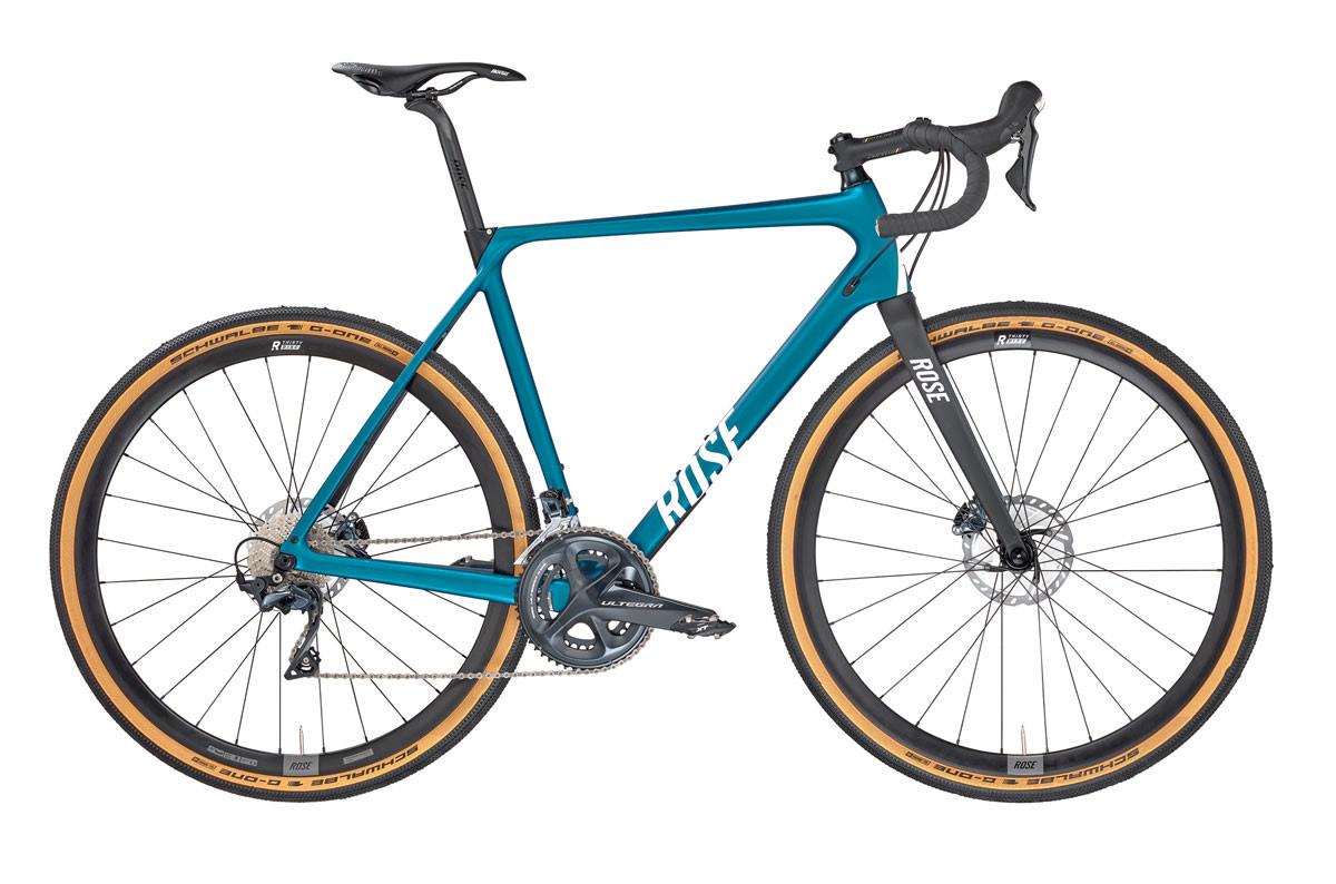 Rose Backroad 2019 (Ultegra, Gravel, Cyclocrossrad) Ausstellungsrad