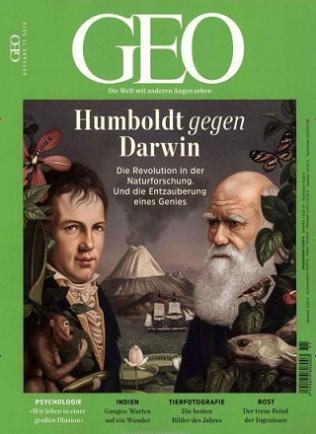 GEO Abo (12 Ausgaben) für 100,60 mit 60 € BestChoice-Gutschein/ 65 € Otto-Gutschein (Kein Werber nötig)