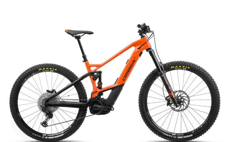Orbea Wild FS M20 Carbon Fully E-Mountainbike