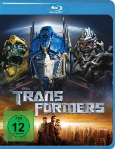 Transformers (Blu-ray) für 3,66€ (Dodax)