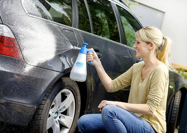Frühlings Zeit ist Auto Wasch Zeit! Passend die Glorias günstig zu haben bei Amazon. FoamyClean 100 FoamMaster FM 10 FLEX