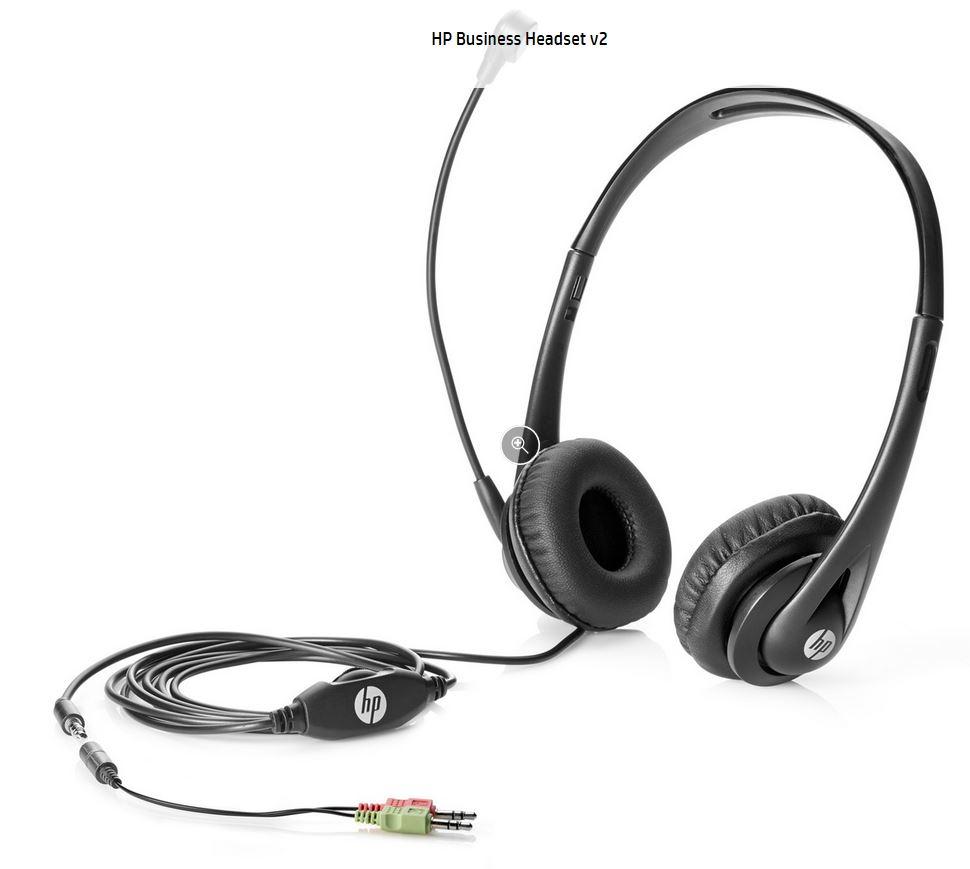 HP Business Headset v2 [lieferbar] mit Gutschein 20%