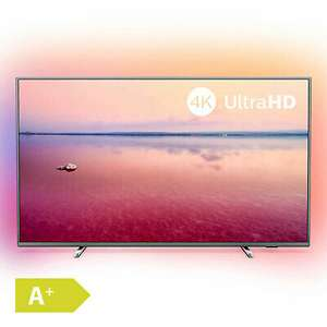 """Philips 50PUS6754 - 126cm 50"""" (Ultra HD 4K, 3-Fach Ambilight, HDR, Smart TV, HDR10+/Dolby Vision, PVR) [eBay]"""