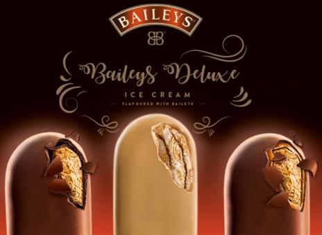4 x 90ml Baileys Eis (am Stiel) verschiedene Sorten bei Frostkauf (regional / lokal)