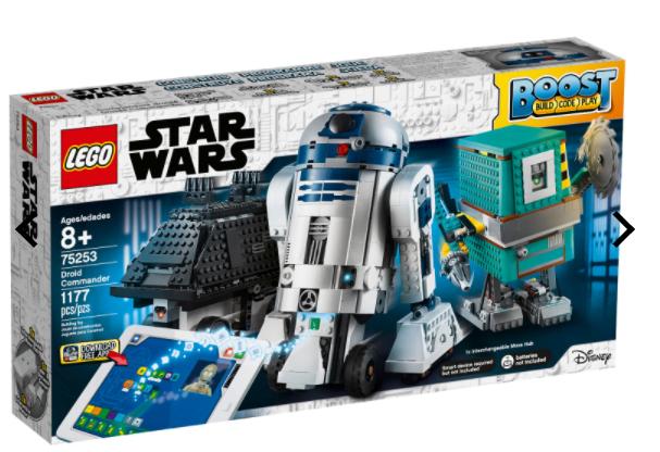 Zavvi 20% Rabatt auf Lego, z.B. Star Wars - Boost Droide 75253 für 115,99€ plus 1,49€ Versand