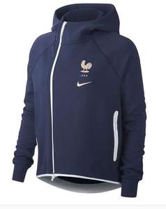 NIKE FFF Tech Fleece -Damen Fleecejacke mit Kapuze in den Größen XS-M
