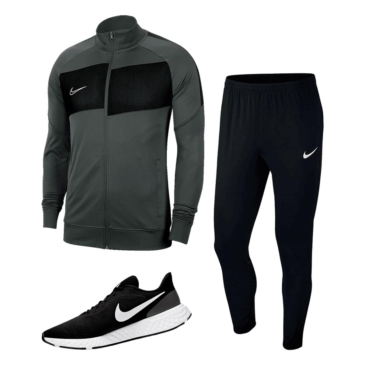 Nike Outfit (Jacke, Hose, Schuhe)