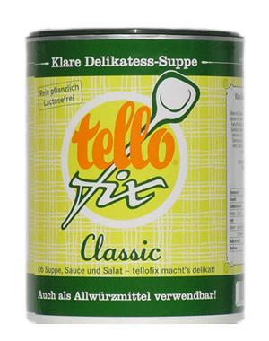Tellofix Produkte deutlich unter UVP des Herstellers