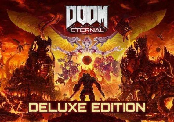 DOOM Eternal - Deluxe Edition [inkl. Season Pass] // PC (Bethesda)