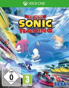 Team Sonic Racing (Xbox One) für 19,99€ (Amazon Prime)