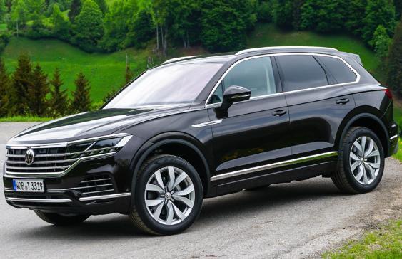 Privatleasing: VW Touareg (EZ/2019) 3.0 / 286 PS inkl. Garantie und ÜF für 332€ im Monat