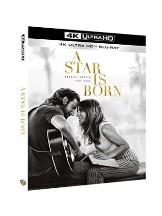 A Star is Born 4K (4K UHD + Blu-ray) für 15,60€ (Amazon ES)