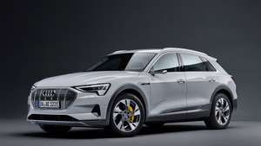 Audi Demand e-tron (313PS) 7Tage Miete inkl. aller Ladekosten + unbegrenzten Kilometern