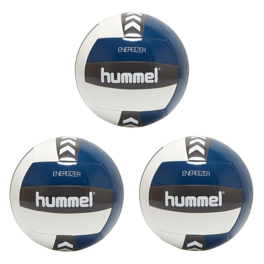 TOP Preis - Hummel Energizer Loyalitet Volleyball 3er Set + 3 Fußbälle (oder 3 Volleybälle) GRATIS dazu für 24,99€ @ Gb Vertrieb