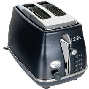 DeLonghi Icona Elements CTOE 2103.BL, Toaster(dunkelblau) [Alternate]