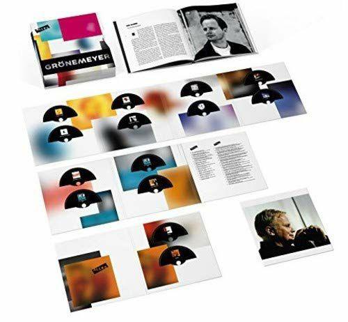 Herbert Grönemeyer Alles 23 CD Box bei Amazon