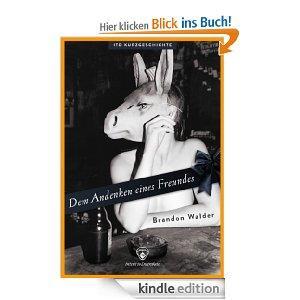 NUR MEHR HEUTE: Bestseller Erzählung für Kindle