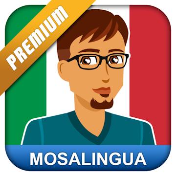 Italienisch Lernen: MosaLingua Premium kostenlos für Android